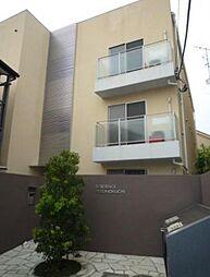 RESIDENCE MIZONOKUCHI[3階]の外観
