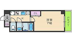 サムティ福島PORTA[3階]の間取り