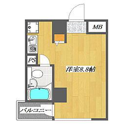 Main stage NISHIKASAI[6階]の間取り