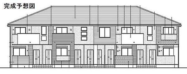 カプリスコート ベースⅤ[2階]の外観