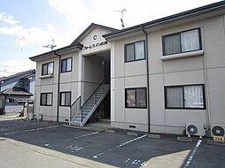 香川県高松市国分寺町国分の賃貸アパートの外観