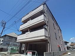 大林マンション[4階]の外観