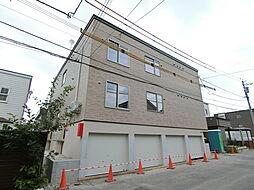 札幌市営東西線 大谷地駅 バス16分 真栄2条2丁目下車 徒歩2分の賃貸アパート