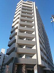 東京都立川市曙町2丁目の賃貸マンションの外観