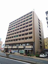 福岡県北九州市小倉北区田町の賃貸マンションの外観