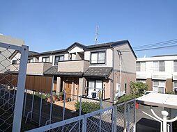 大阪府羽曳野市翠鳥園の賃貸アパートの外観
