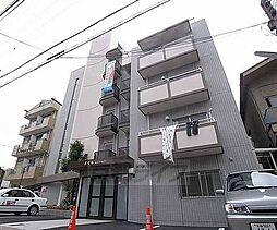 京都府京都市下京区坊門町の賃貸マンションの外観