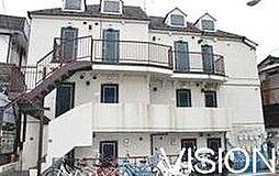 カスティル三園[1階]の外観