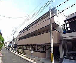 京都府長岡京市長岡2丁目の賃貸マンションの外観