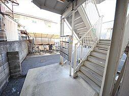 ヴァンベール桂[1階]の外観