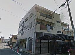 大阪府堺市堺区石津町3丁の賃貸マンションの外観
