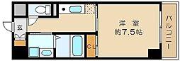 ドゥーエ本庄[3階]の間取り