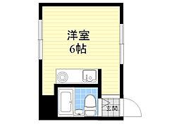 十三駅 2.3万円