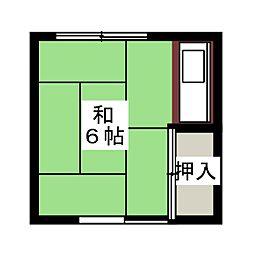 向河原駅 2.5万円