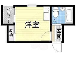 針中野駅 1.8万円