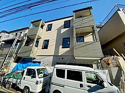 東武東上線 成増駅 徒歩15分の賃貸アパート