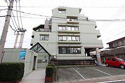 愛知県名古屋市名東区朝日が丘の賃貸マンションの外観