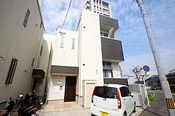 広島県広島市南区宇品西2丁目の賃貸アパートの外観