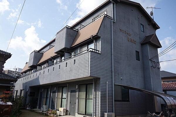 マンションとみた(学生) 3階の賃貸【兵庫県 / 赤穂市】