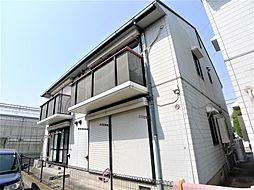 沼田ハイツI[201号室]の外観