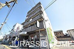 大阪府堺市堺区中之町東3丁の賃貸マンションの外観