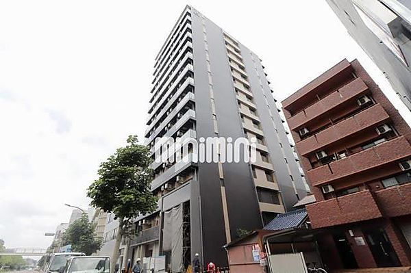 エステムコート新栄IIアリーナ[7階]の外観