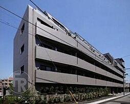 東京都品川区西大井5丁目の賃貸マンションの外観