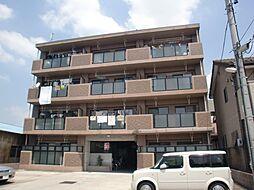 クレアール壱番館[3階]の外観