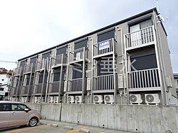 flat大村3[107号室]の外観
