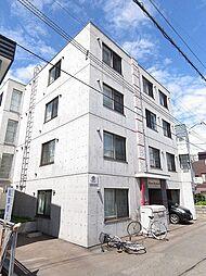 北海道札幌市西区琴似四条3丁目の賃貸マンションの外観