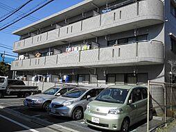 埼玉県戸田市川岸1丁目の賃貸マンションの外観