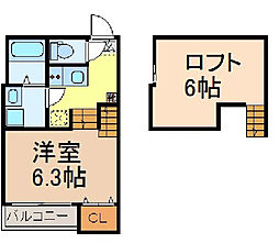 シティハウス本陣 (シティハウスホンジン)[1階]の間取り