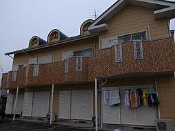 キングスベリーA棟[1階]の外観