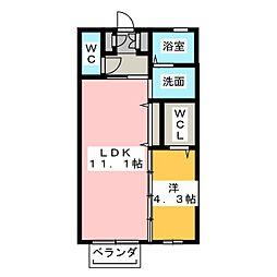 【敷金礼金0円!】ブランエールK