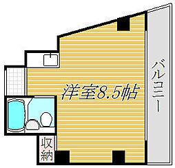 アウローラマンション大塚[5階]の間取り
