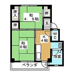 ビレッジハウス関ヶ原 2号棟