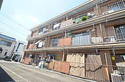 愛知県名古屋市千種区下方町6丁目の賃貸アパートの外観