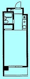 エルムノースヒル[3階]の間取り