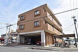 愛知県名古屋市港区当知3の賃貸マンションの外観