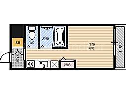 ラフォーレ桜宮2[7階]の間取り