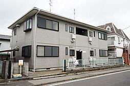 サンハイツ・OZAWA[1階]の外観