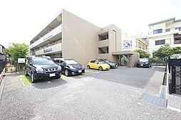 兵庫県西宮市柳本町の賃貸マンションの外観