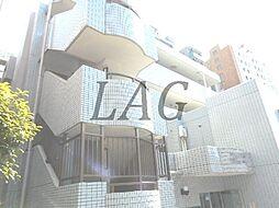 ペガサスマンション渋谷本町第3[1階]の外観