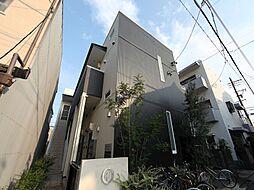 愛知県名古屋市中村区大正町1丁目の賃貸アパートの外観