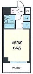 神奈川県横浜市神奈川区台町13の賃貸マンションの間取り