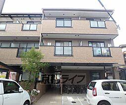大阪府枚方市宮之阪3丁目の賃貸マンションの外観