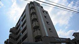 愛媛県松山市岩崎町1丁目の賃貸マンションの外観