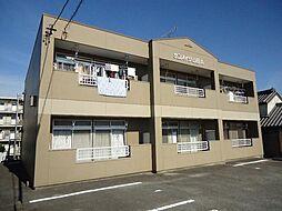 サンハイツ山田 A[202号室]の外観