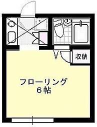 サンライトハイツ[103号室]の間取り