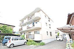 静岡県静岡市葵区平和2丁目の賃貸マンションの外観